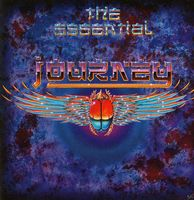 Journey - The Essential Journey CD (album) cover
