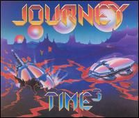 Journey - Time 3 CD (album) cover