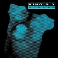 King's X - Dogman CD (album) cover