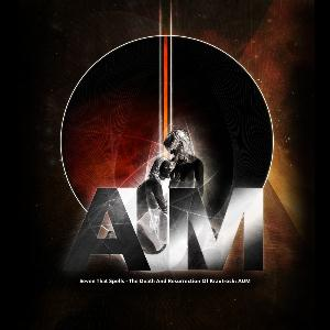 Seven That Spells - The Death And Resurrection Of Krautrock: Aum CD (album) cover