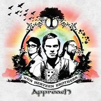 Von Hertzen Brothers - Approach CD (album) cover