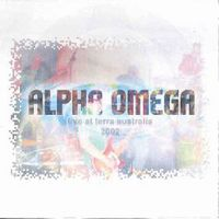 ALPHA OMEGA - Live At Terra Australia CD album cover