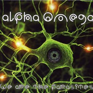Alpha Omega - We Are The Parasites CD (album) cover