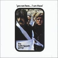 Keith Tippett Group - You Are Here...I Am There CD (album) cover
