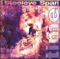 Steeleye Span - Time CD (album) cover