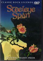 STEELEYE SPAN - Classic Rock Legends CD (album) cover