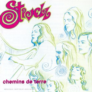 Alan Stivell - Chemins De Terre CD (album) cover