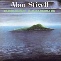Alan Stivell - Before Landing CD (album) cover