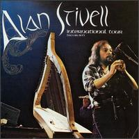 Alan Stivell - International Tour CD (album) cover