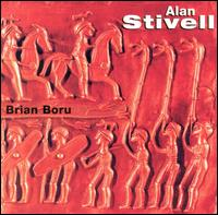 Alan Stivell - Brian Boru CD (album) cover