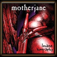 Motherjane - Insane Biography CD (album) cover