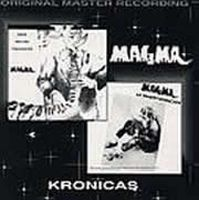 MAGMA - Kronicas CD album cover