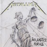 Metallica - ... And Justice For All CD (album) cover