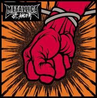 Metallica - St. Anger CD (album) cover