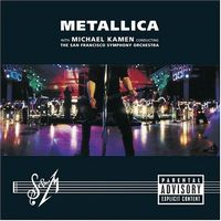 Metallica - S & M CD (album) cover
