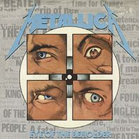 Metallica - Eye Of The Beholder CD (album) cover