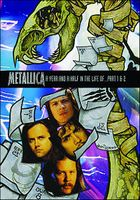Metallica - A Year And A Half In The Life Of Metallica Pt. 1 DVD (album) cover