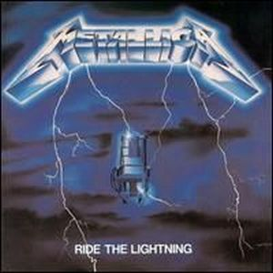 Metallica - Ride The Lightning Demo CD (album) cover