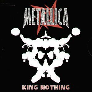 Metallica - King Nothing CD (album) cover