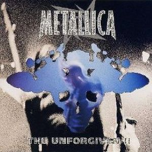 Metallica - The Unforgiven Ii CD (album) cover