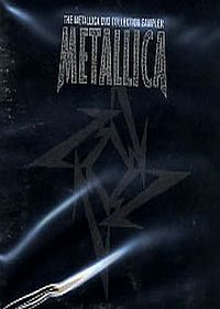 Metallica - The Metallica Dvd Collection Sampler DVD (album) cover