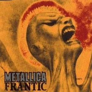 Metallica - Frantic CD (album) cover
