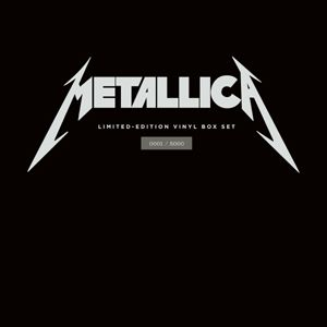 Metallica - Vinyl Box Set CD (album) cover