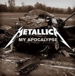 Metallica - My Apocalypse CD (album) cover