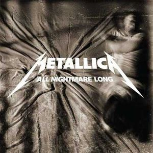 Metallica - All Nightmare Long CD (album) cover