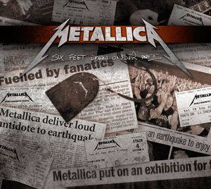 Metallica - Six Feet Down Under Part Ii CD (album) cover