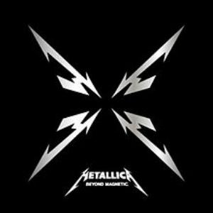 Metallica - Beyond Magnetic CD (album) cover