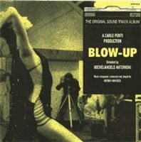 Herbie Hancock - Blow-Up [split With The Yardbirds] CD (album) cover