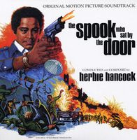 Herbie Hancock - The Spook Who Sat By The Door CD (album) cover