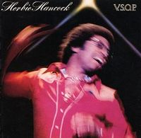 Herbie Hancock - V.S.O.P. CD (album) cover
