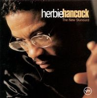 Herbie Hancock - The New Standard CD (album) cover