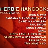 Herbie Hancock - Possibilities CD (album) cover