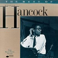 Herbie Hancock - The Best Of Herbie Hancock CD (album) cover