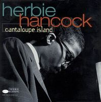 Herbie Hancock - Cantaloupe Island CD (album) cover