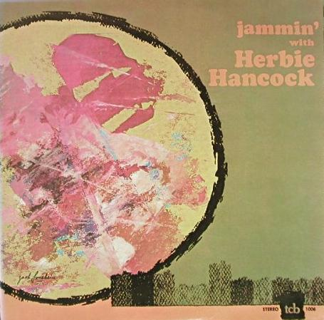 Herbie Hancock - Jammin' With Herbie CD (album) cover