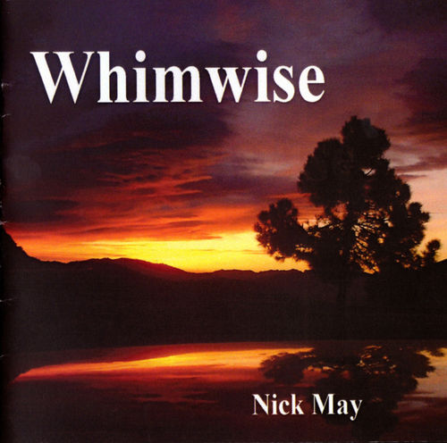 Whimwise - Nick May's Whimwise CD (album) cover