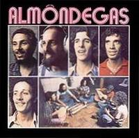 AlmÔndegas - Almôndegas CD (album) cover