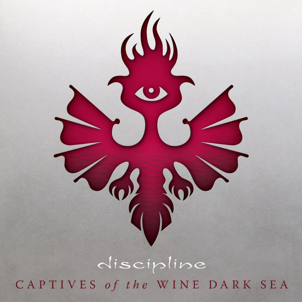 Discipline - Captives Of The Wine Dark Sea CD (album) cover