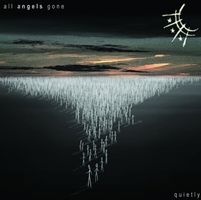All Angels Gone - Quietly CD (album) cover