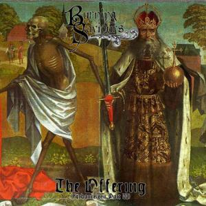 BURNING SAVIOURS - The Offering (forbannelsen Part Ii) CD album cover