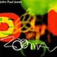 John Paul Jones - Zooma CD (album) cover