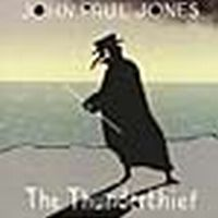 John Paul Jones - The Thunderthief CD (album) cover