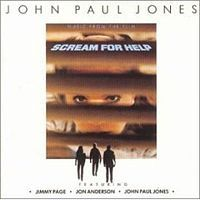 John Paul Jones - Scream For Help CD (album) cover