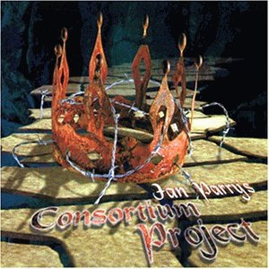 CONSORTIUM PROJECT - Ian Parry's Consortium Project CD album cover