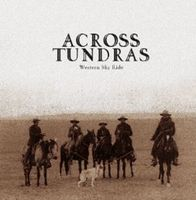 Across Tundras - Western Sky Ride CD (album) cover