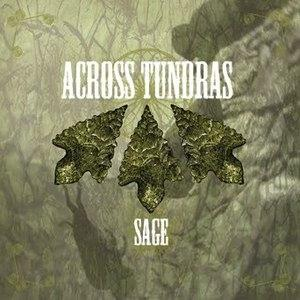 Across Tundras - Sage CD (album) cover